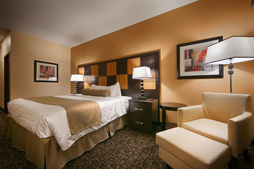 Best Western Plus Wendover Inn - Chambres / Logements