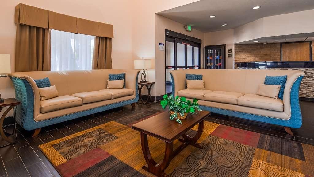 Best Western Plus Wendover Inn - Lobby view