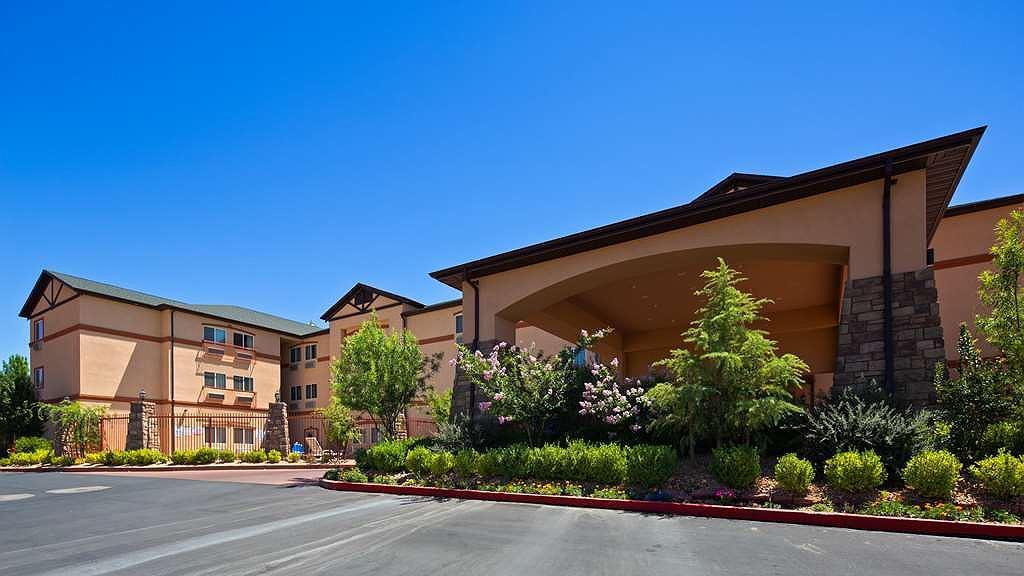 Best Western Plus Zion West Hotel - Vista exterior
