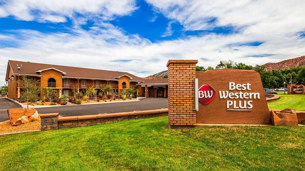 Best Western Plus Cedar City - Vista exterior