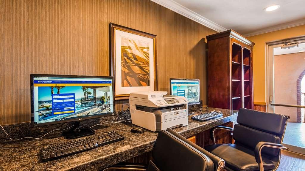 Best Western Plus Cedar City - Business Center