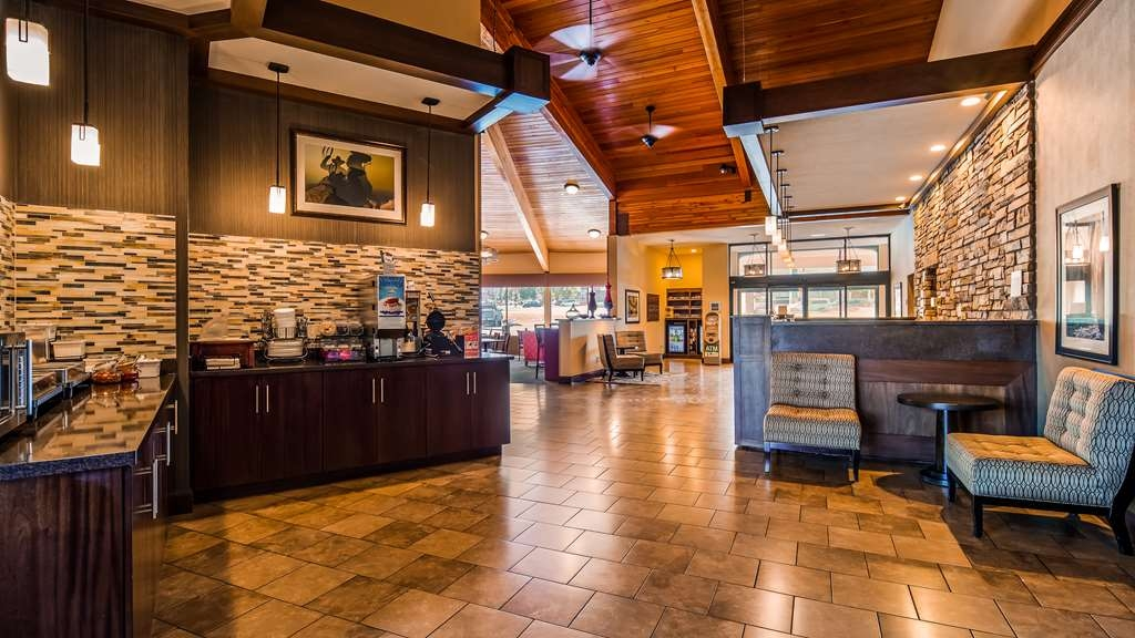 Best Western Plus Cedar City - Restaurante/Comedor