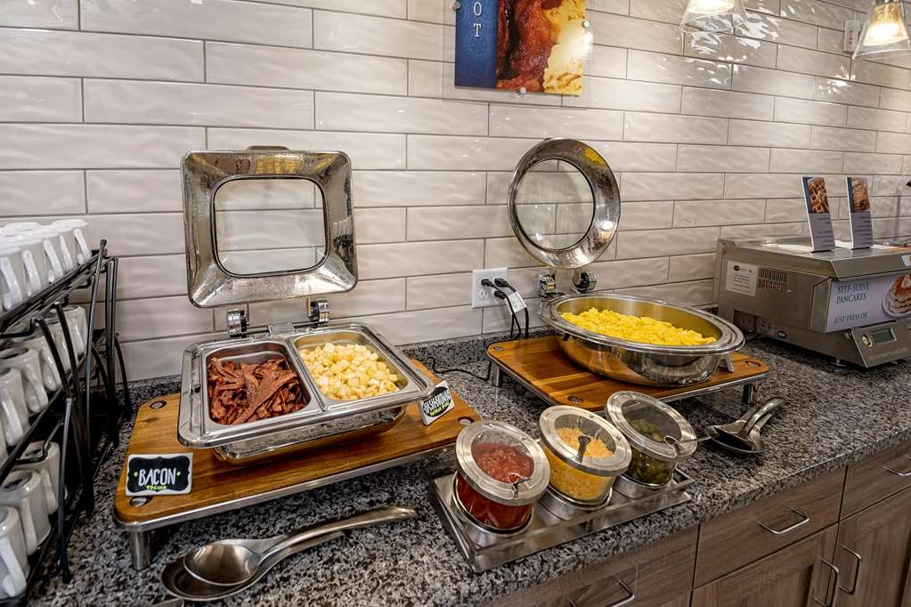 Best Western Plus Heber Valley Hotel - Restaurante/Comedor