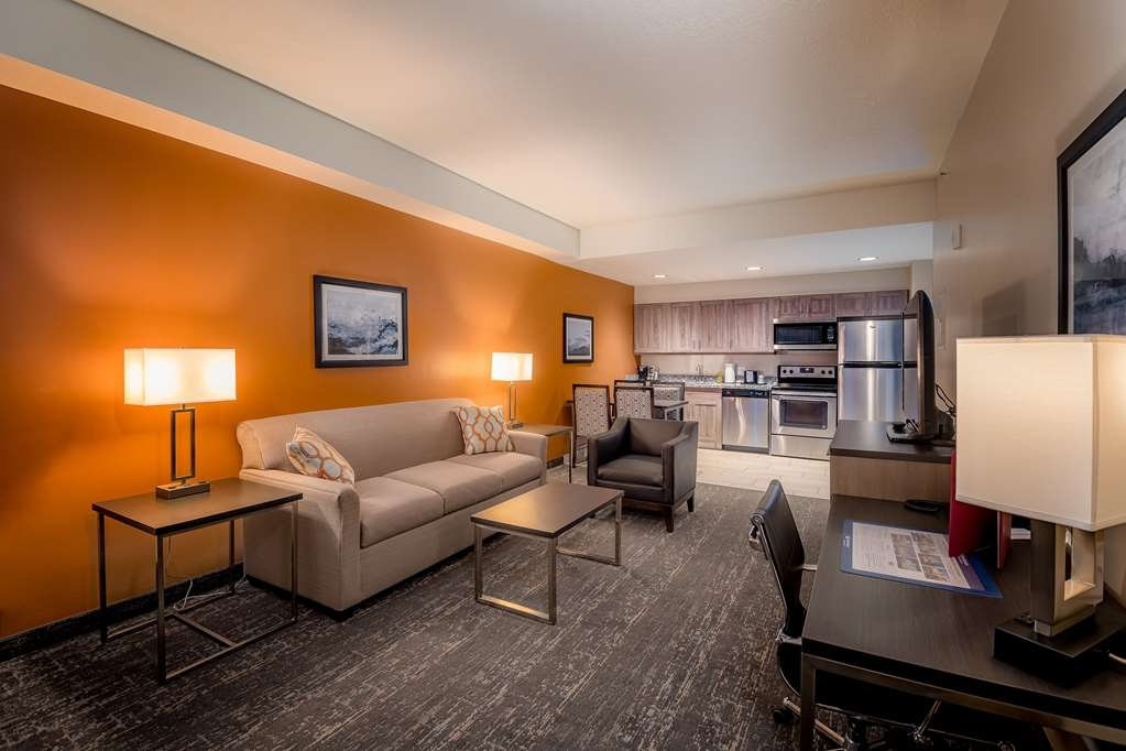 Best Western Plus Heber Valley Hotel - Suite