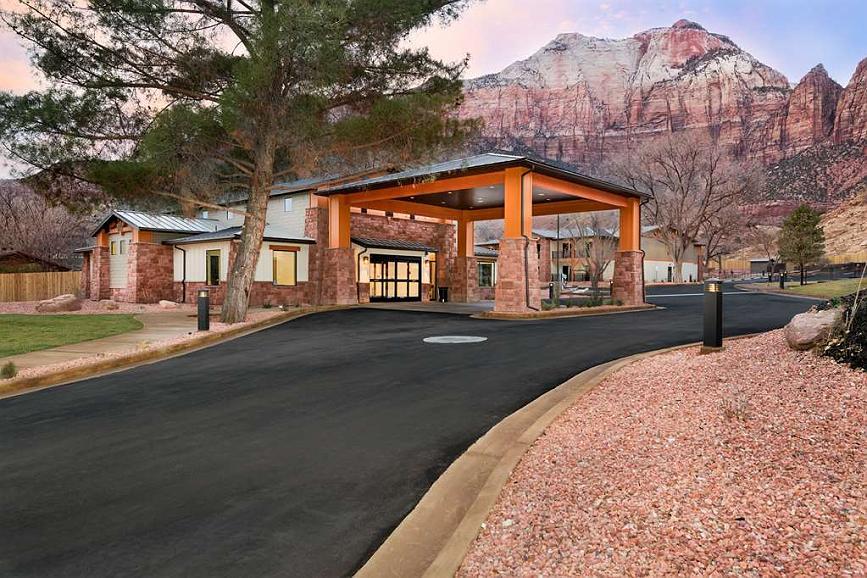 Best Western Plus Zion Canyon Inn & Suites - Außenansicht