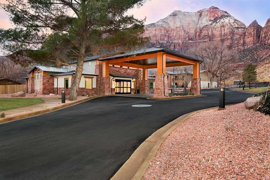 Best Western Plus Zion Canyon Inn & Suites - Aussenansicht