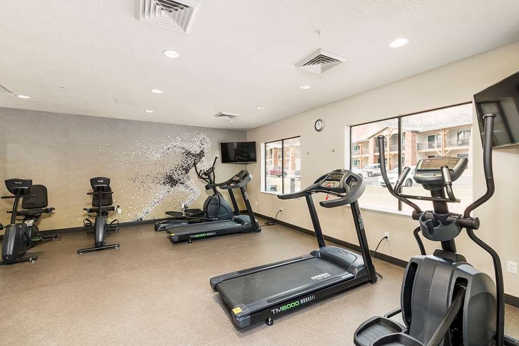 Best Western Plus Zion Canyon Inn & Suites - Fitness Room 24hours