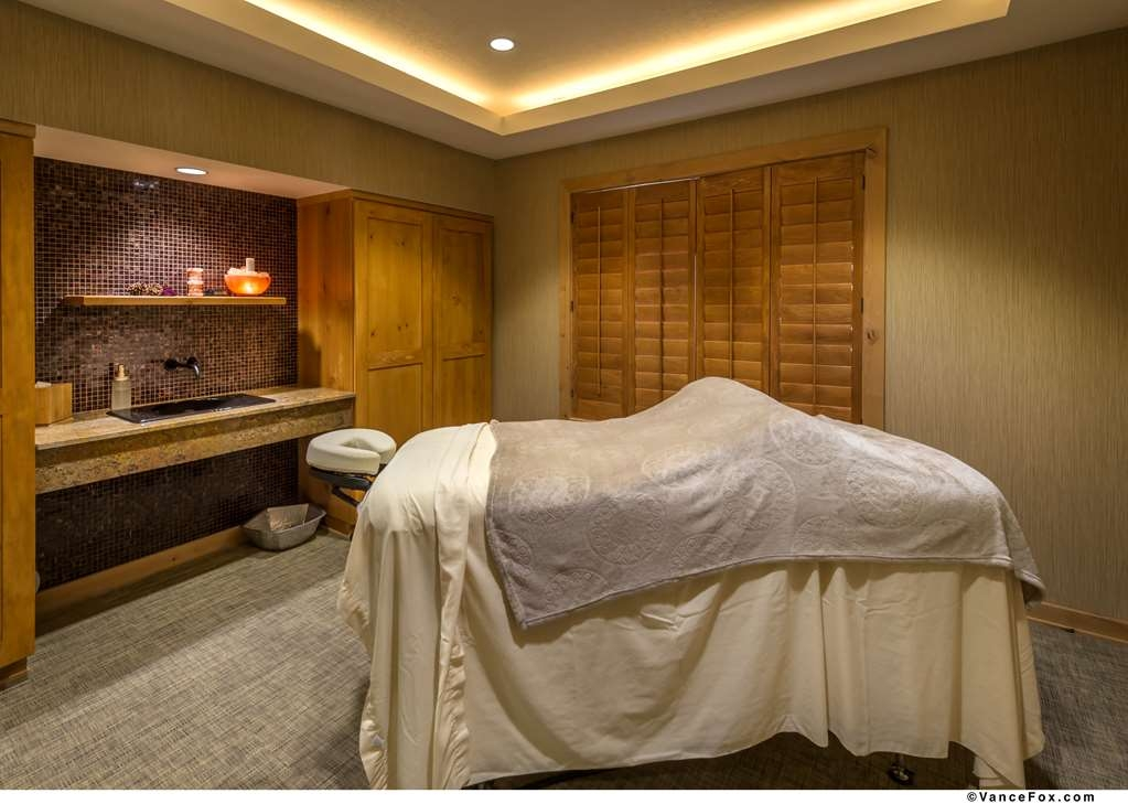 Best Western Premier Brian Head Hotel & Spa - Spa Massage Room