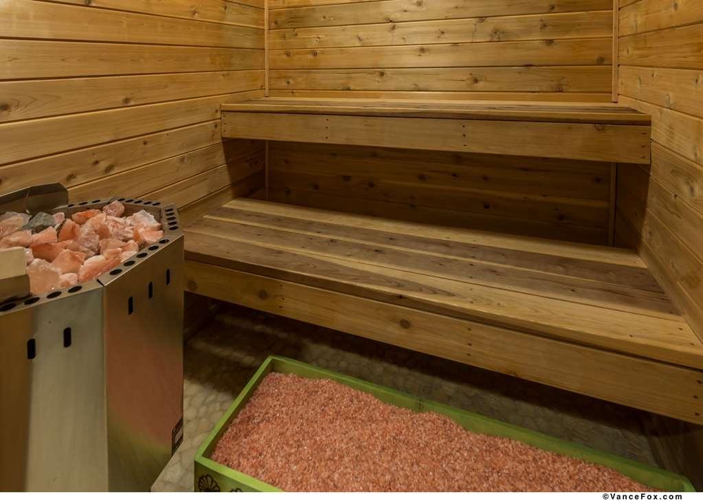 Best Western Premier Brian Head Hotel & Spa - Spa Sauna