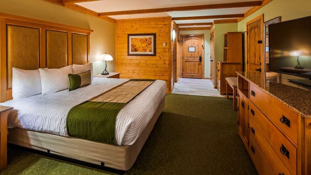 Best Western Premier Brian Head Hotel & Spa - King Guest Room