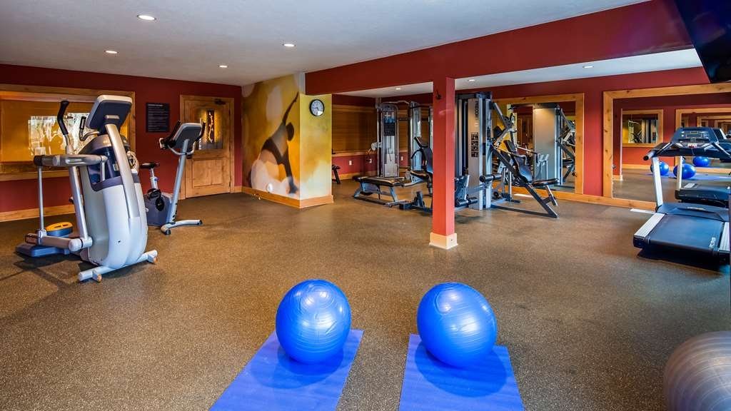 Best Western Premier Brian Head Hotel & Spa - Club de remise en forme