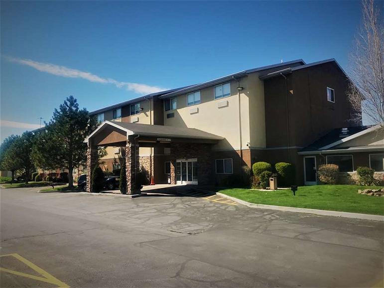 Best Western West Valley Inn - Area esterna
