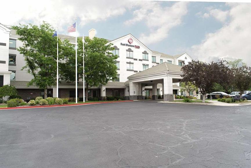 Best Western Plus Provo University Inn - Vista exterior