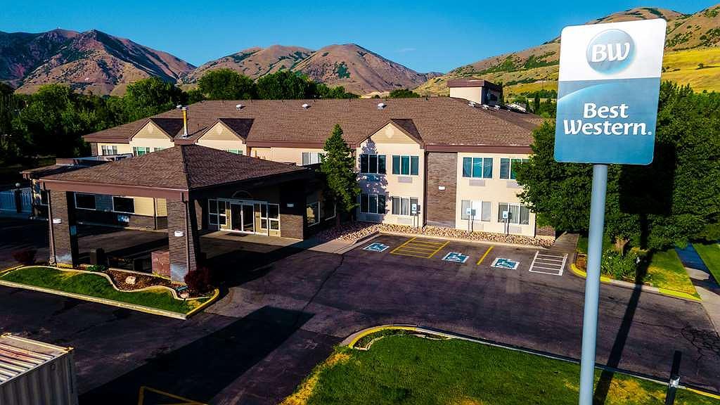 Best Western Brigham City Inn & Suites - Area esterna