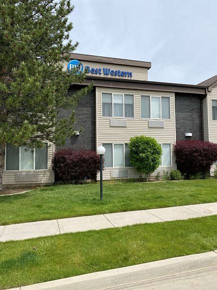 Best Western Brigham City Inn & Suites - Aussenansicht