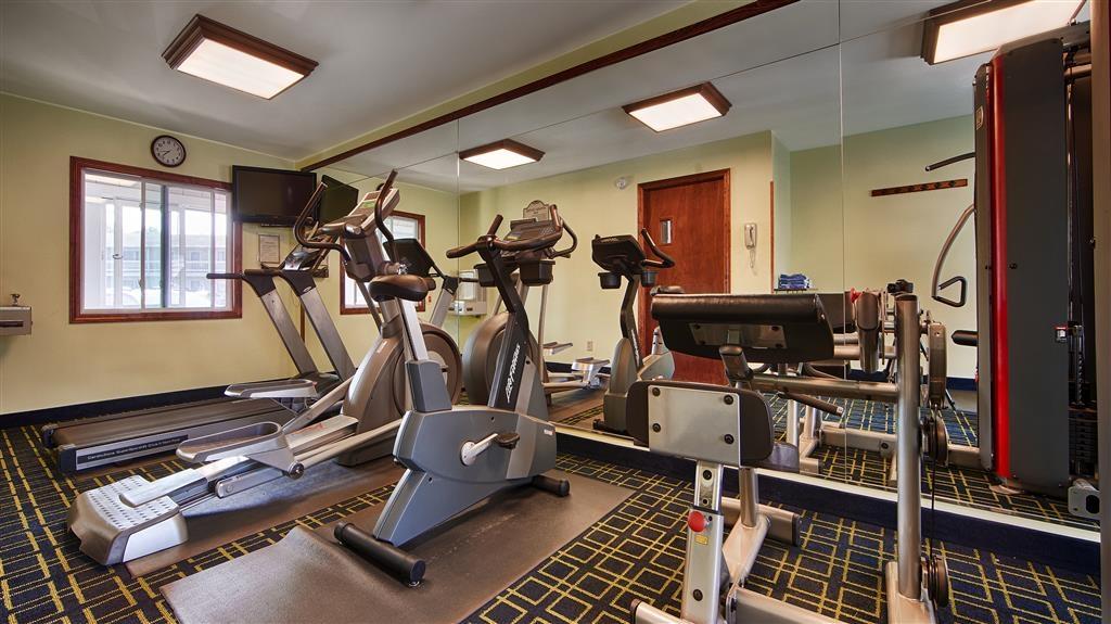 Best Western Bennington - fitnessraum