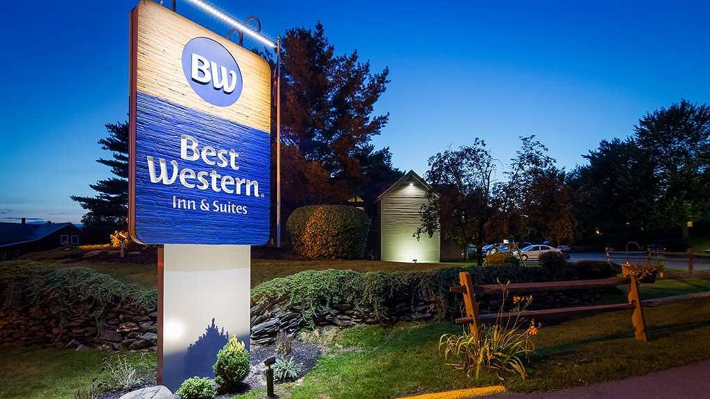 Best Western Inn & Suites Rutland-Killington - Aussenansicht