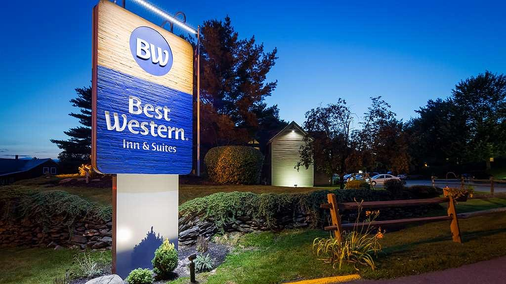 Best Western Inn & Suites Rutland-Killington - Aussenansicht