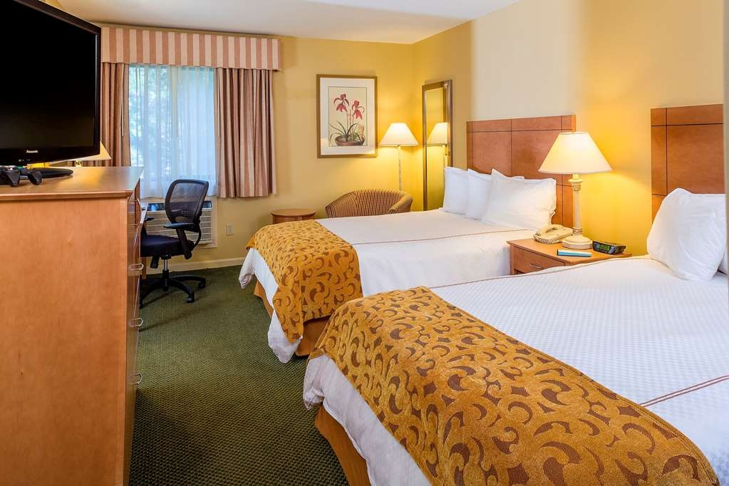 Best Western Inn & Suites Rutland-Killington - Enjoy your home away from home in central Vermont.