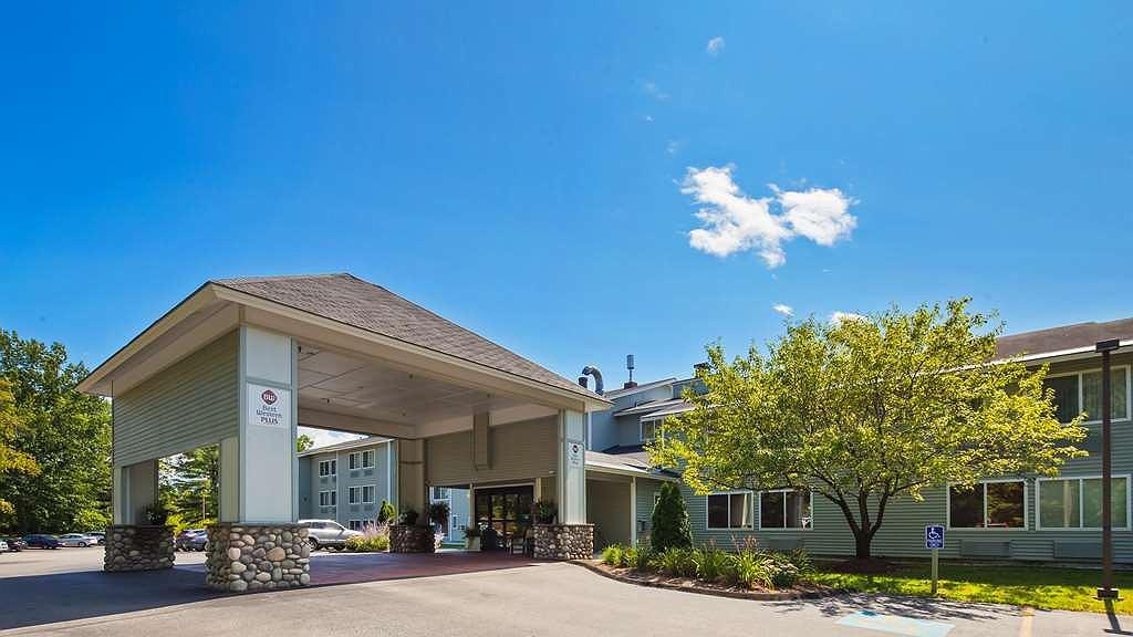 Best Western Plus Windjammer Inn & Conference Center - Aussenansicht