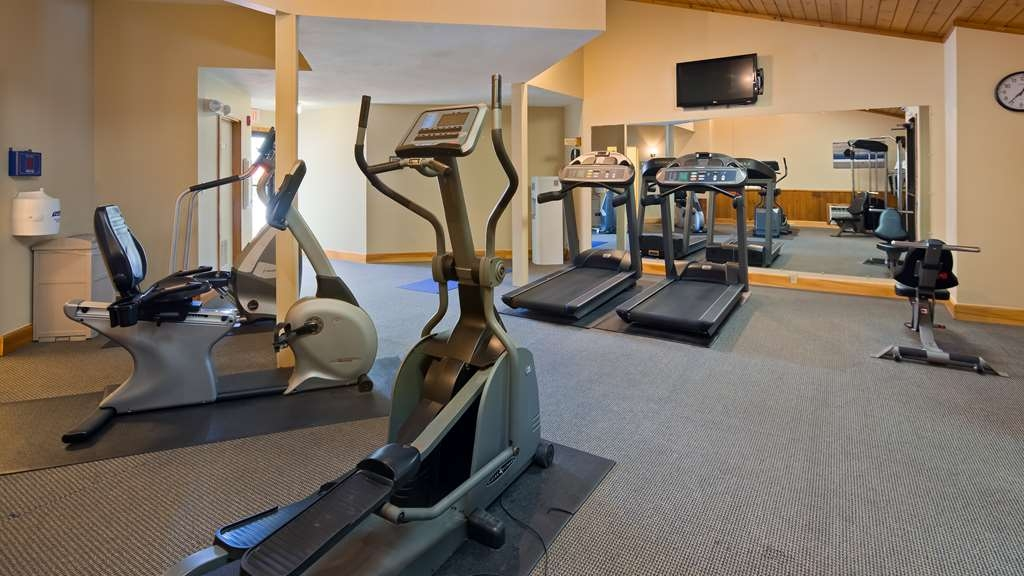 Best Western Plus Windjammer Inn & Conference Center - Club de remise en forme