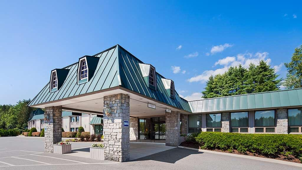 Best Western Plus Waterbury - Stowe - Aussenansicht