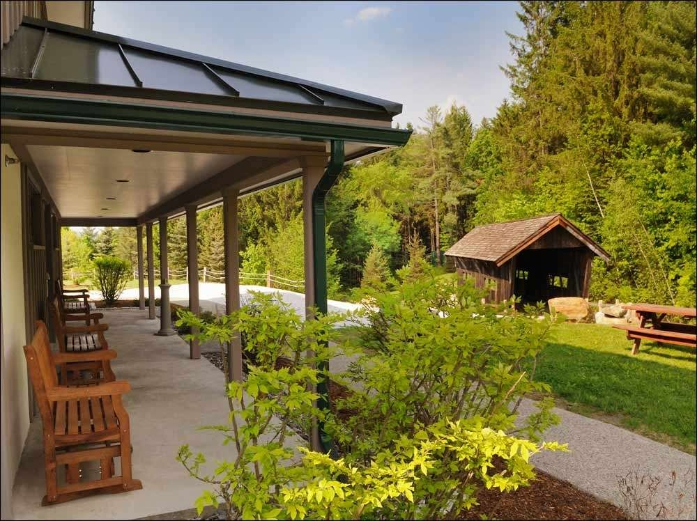 Best Western Plus Waterbury - Stowe - We are located in Waterbury, VT only steps away from one of the famous Covered Bridge's.