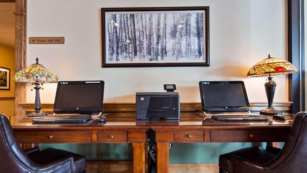 Best Western Plus Waterbury - Stowe - Business Center
