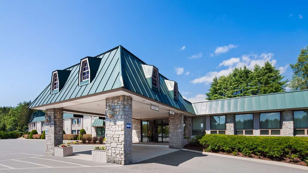 Best Western Plus Waterbury - Stowe - Façade