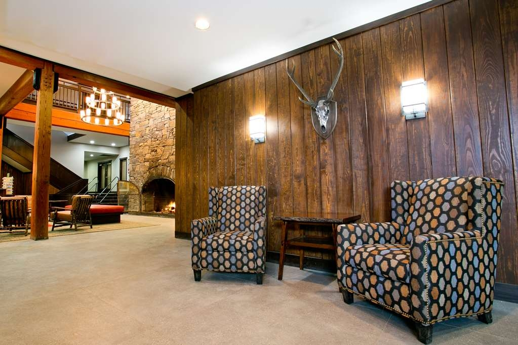Killington Mountain Lodge, BW Signature Collection - Lobby Seating