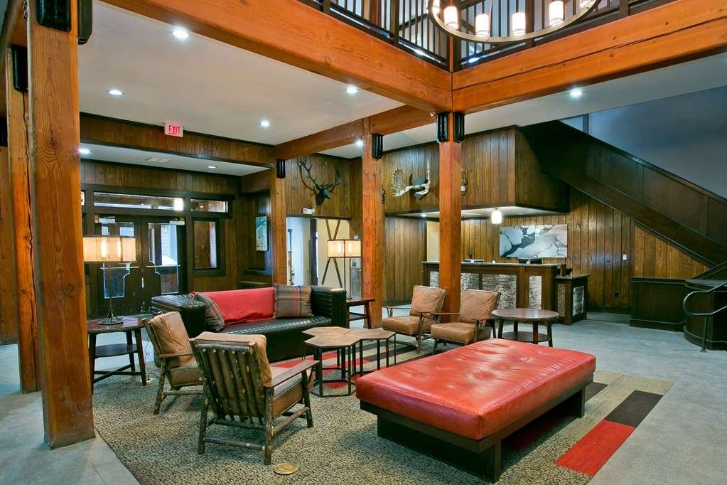 Killington Mountain Lodge, BW Signature Collection - Lobby