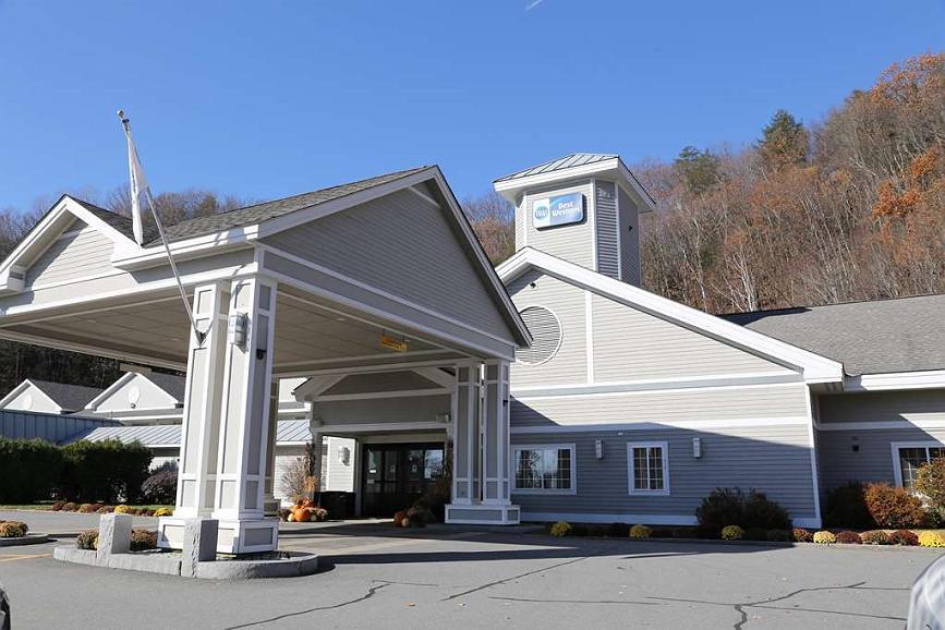 Best Western Springfield Hotel - Area esterna