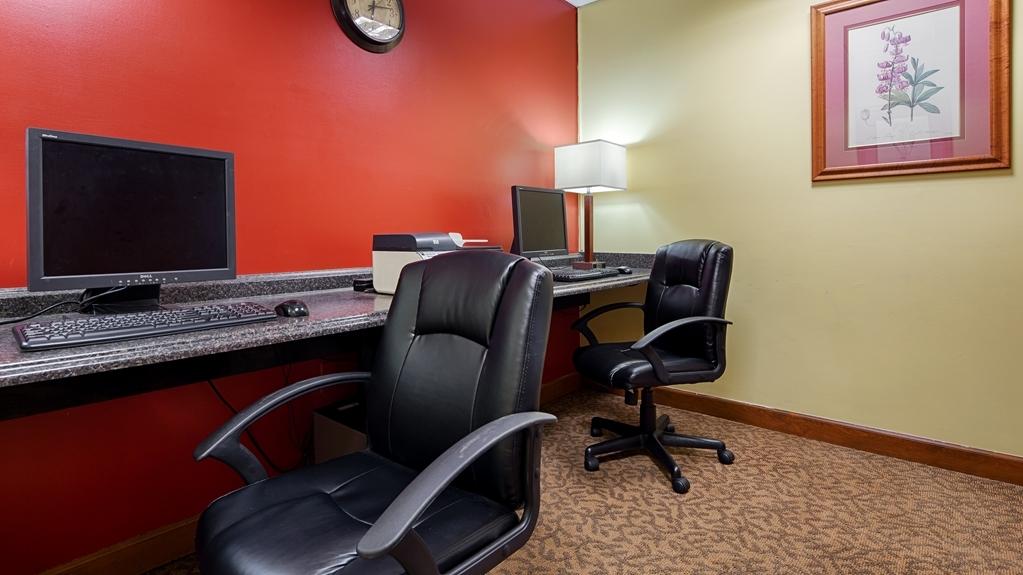 Best Western Radford Inn - Business Center