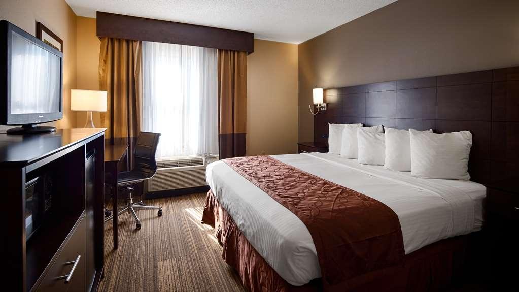 Best Western Radford Inn - King Guest Room