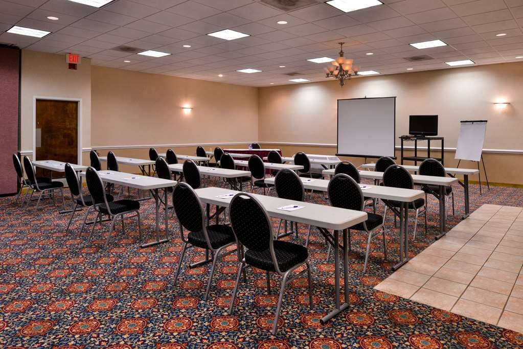 Best Western Leesburg Hotel & Conference Center - Besprechungszimmer