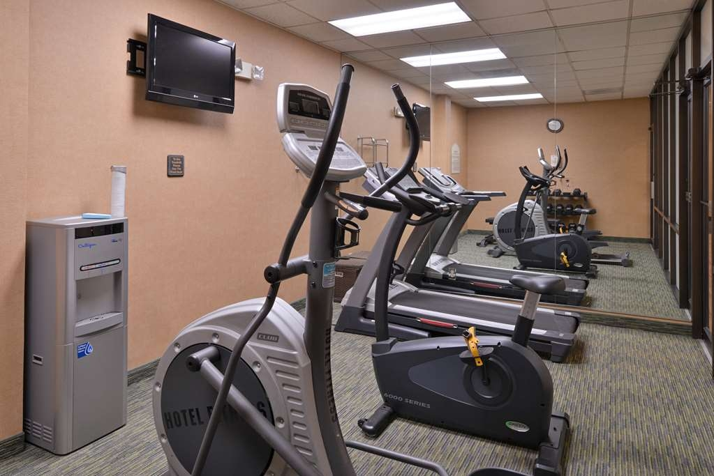Best Western Leesburg Hotel & Conference Center - Fitnessstudio