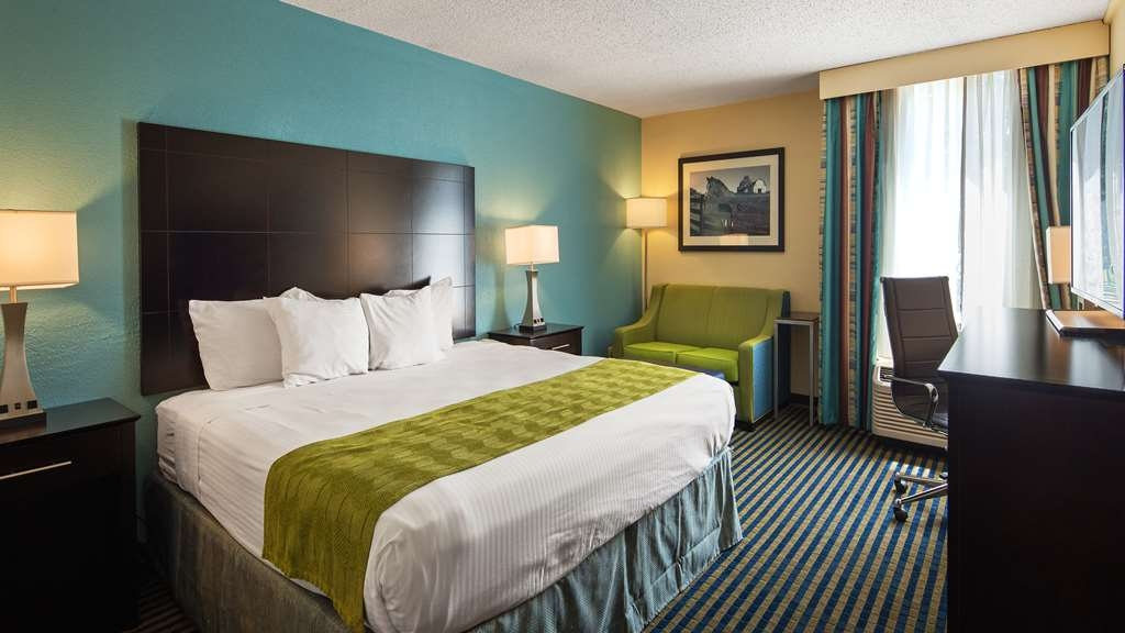 Best Western Leesburg Hotel & Conference Center - Chambres / Logements