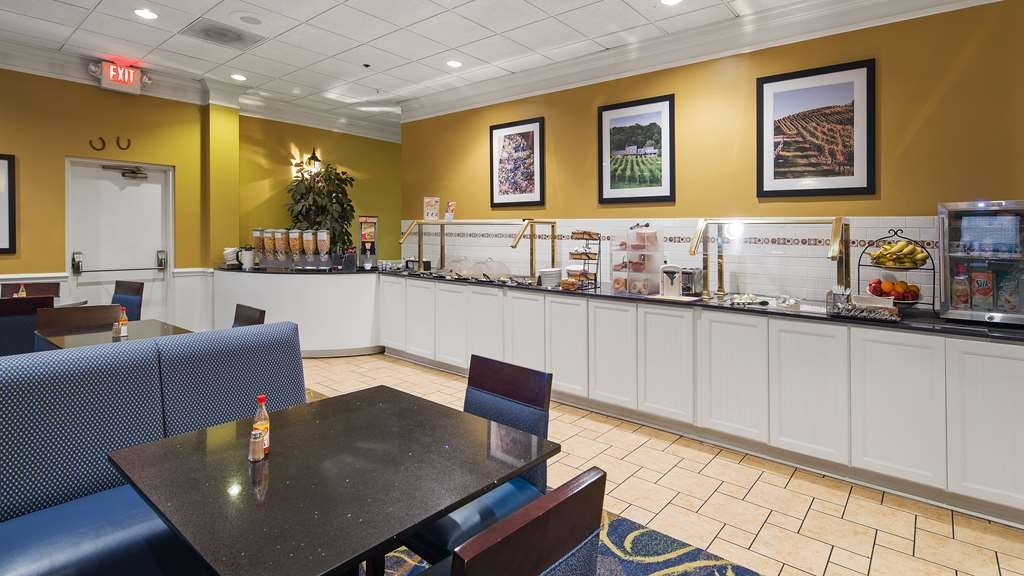 Best Western Leesburg Hotel & Conference Center - Restaurant / Gastronomie