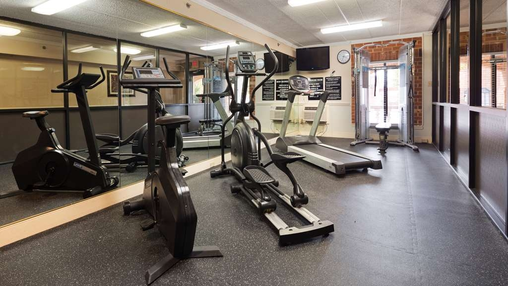 Best Western Plus Governor's Inn - Club de remise en forme
