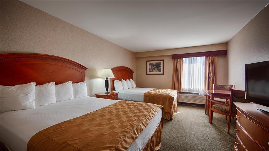 Best Western Manassas - Chambre avec deux lits queen size