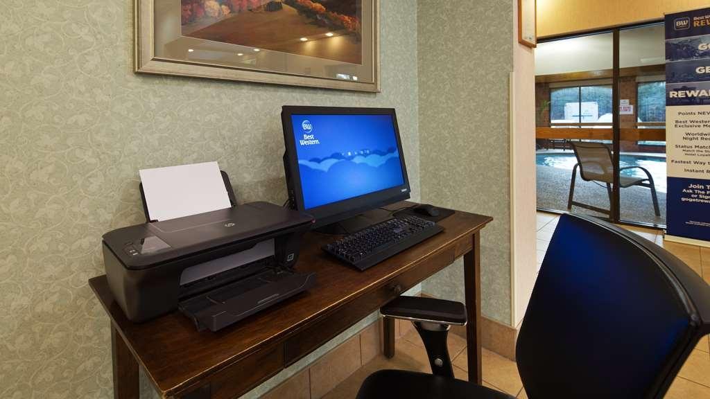 Best Western Staunton Inn - centro de negocios-característica
