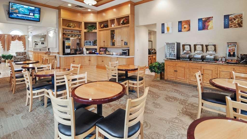 Best Western Fredericksburg - Restaurante/Comedor