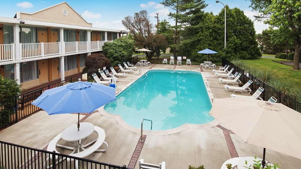 Best Western Fredericksburg - Vista de la piscina