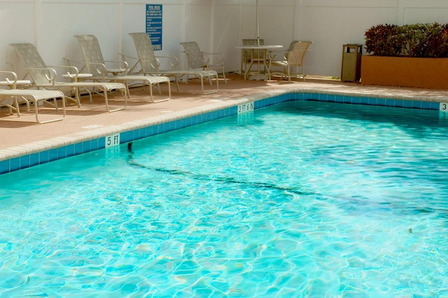 Best Western Emporia - Swimming Pool