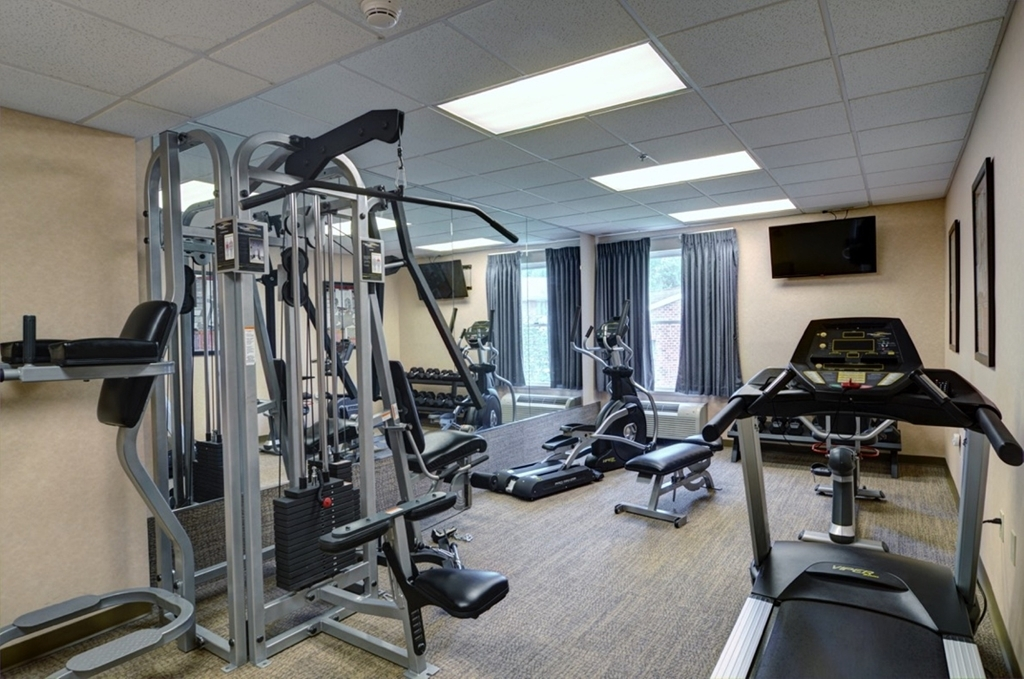 Best Western Plus Inn at Hunt Ridge - exercise chambre