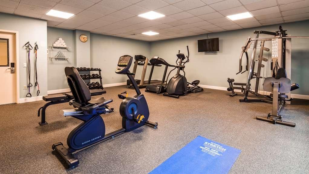 Best Western Mount Vernon/Ft. Belvoir - Fitnessstudio
