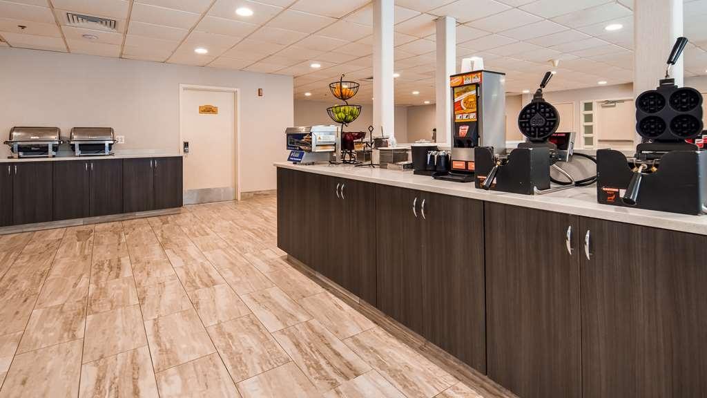 Best Western Mount Vernon/Ft. Belvoir - Breakfast Area