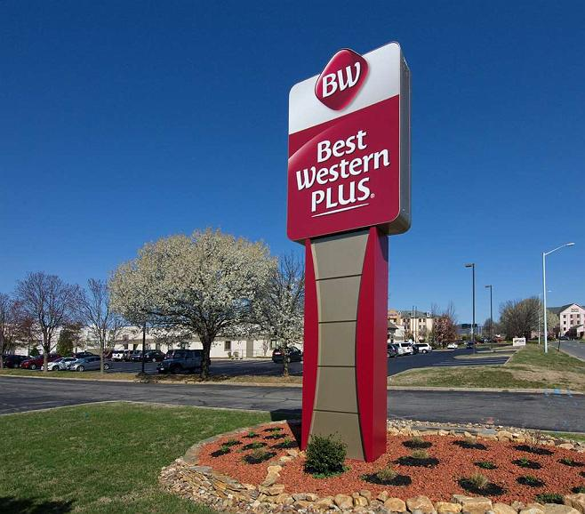 Best Western Plus Inn at Valley View - Vista exterior