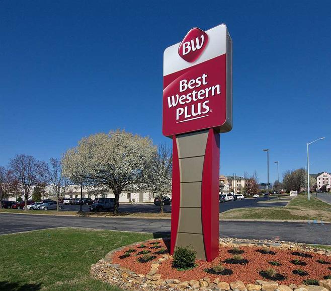 Best Western Plus Inn at Valley View - Area esterna