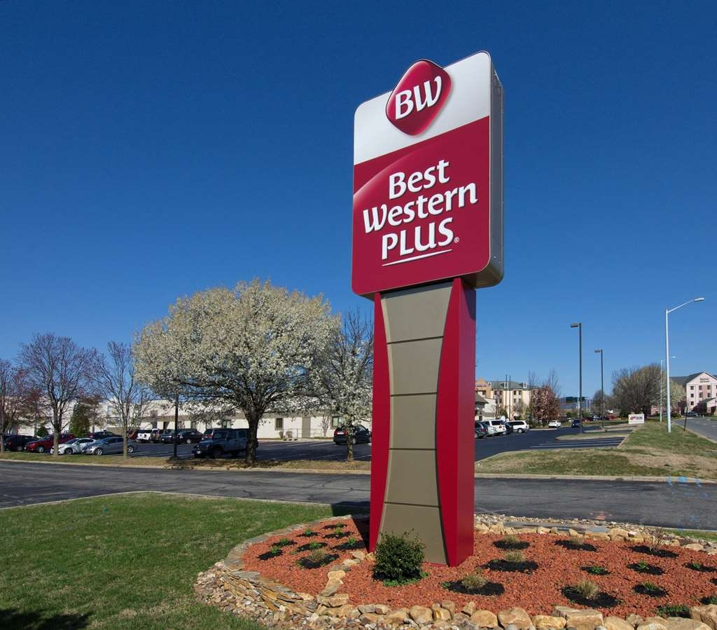 Best Western Plus Inn at Valley View - Vista Exterior